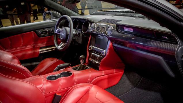 2015 Mustang Rocket Henrik Fisker
