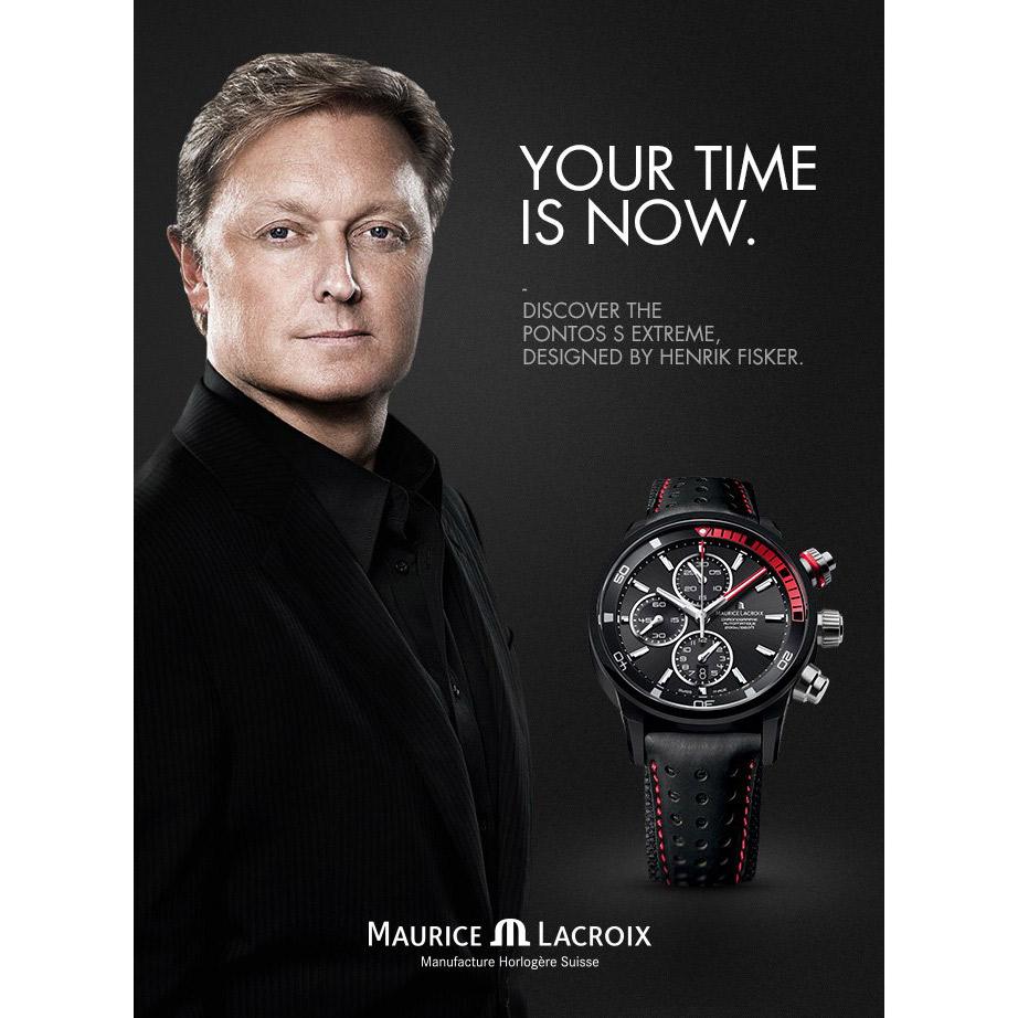 Maurice Lacroix Pontos S 999 Limited Edition By Henrik