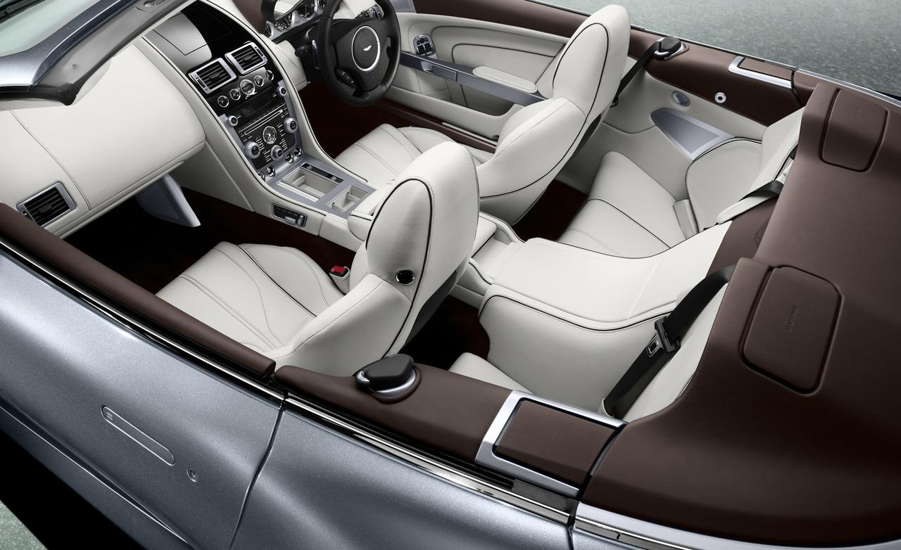 Aston Martin Db9 Interior 2015