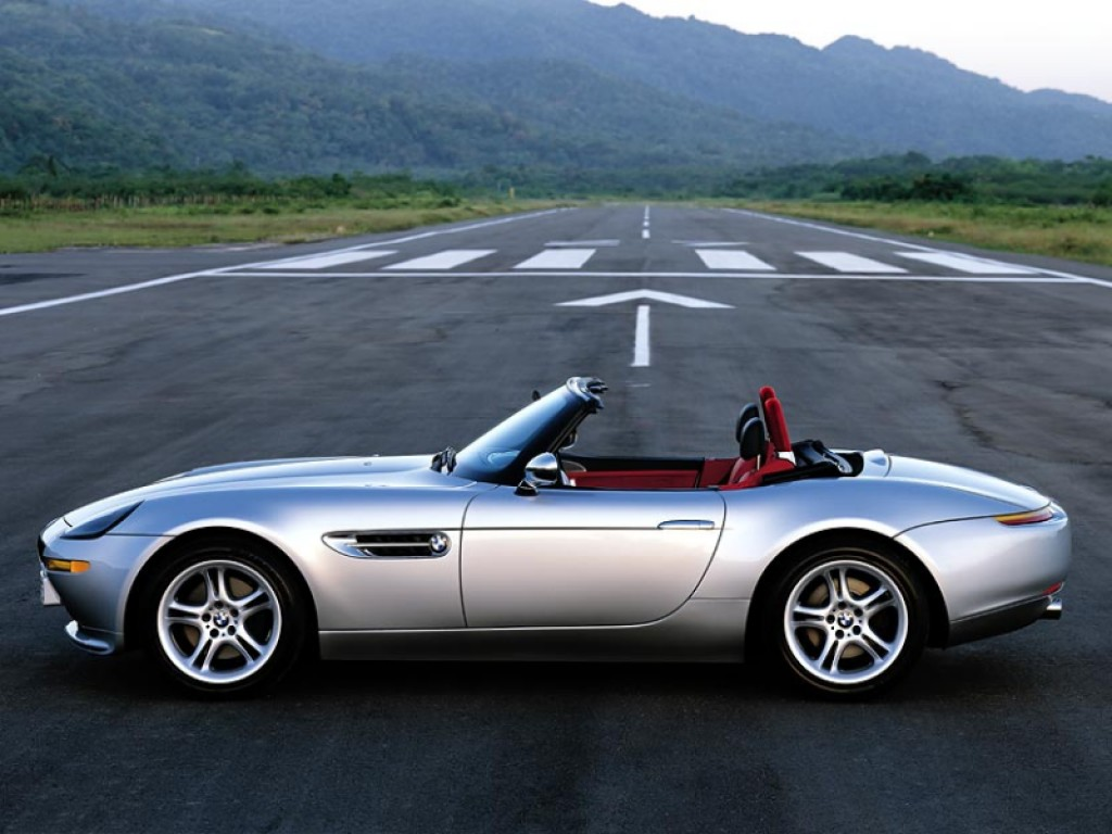 1999 Bmw Z8 on 2004 aston martin vantage