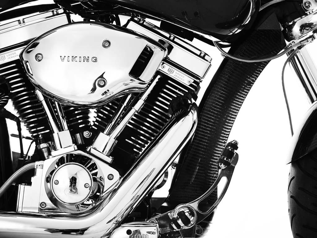 Viking Bike By Henrik Fisker